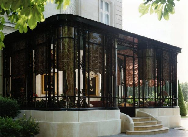 Horus bronze blog archive les crayeres reims france for Boutique hotel reims